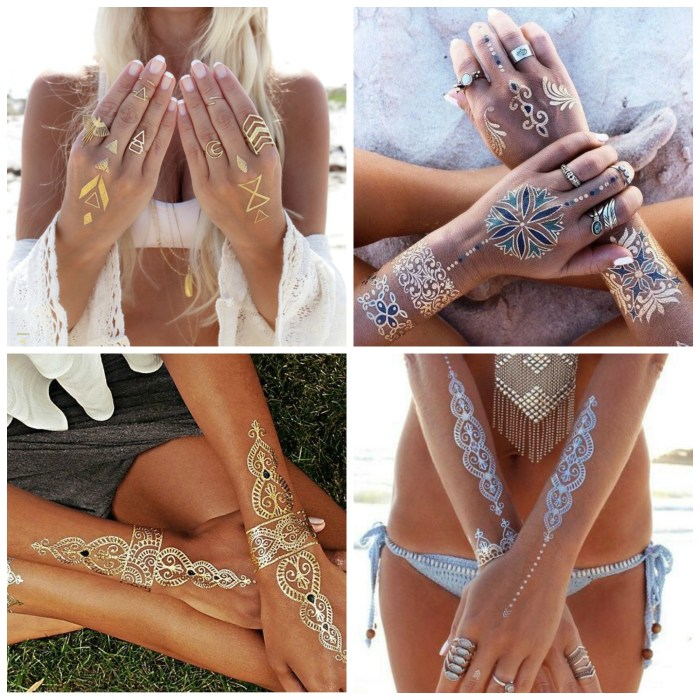 Why you should wear flash tattoos