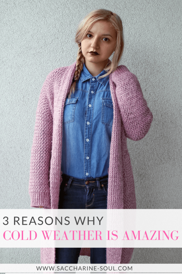 3 reasons why cold weather is amazing