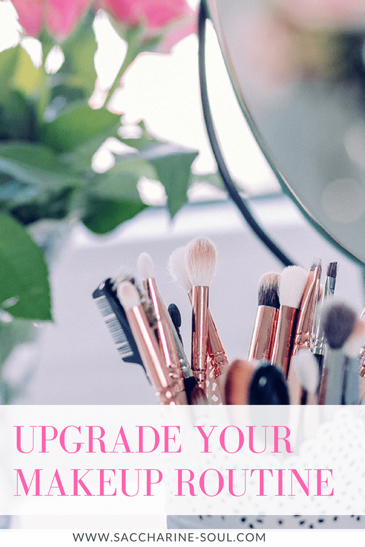 How to upgrade your makeup routine