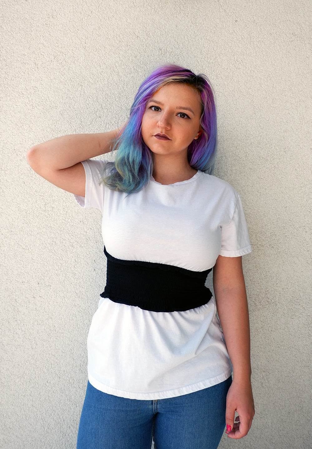How to Accentuate your Waist: Corset Tees
