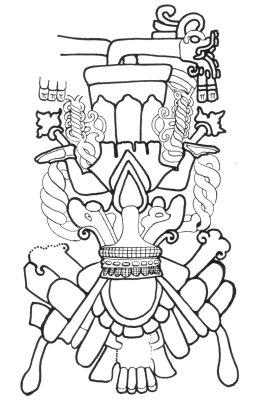 dibujos de chichen itza para colorear auto electrical wiring diagramdioses mayas mitolog u00eda maya
