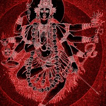 Kali Ma  and the Transformative Power of Her Fire