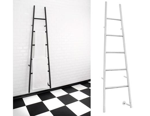 Italtile Presents The Ladder Heated Towel Rail Sa Decor