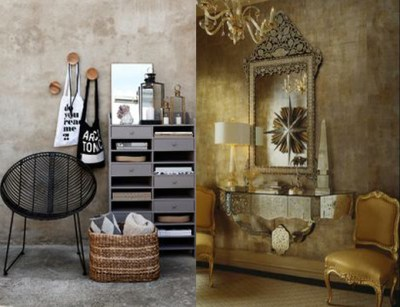 #DIYWEDNESDAY: Metallic paint trends from Builders Warehouse | SA Décor & Design