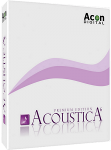 Acoustica Premium Edition 7.0.35 Crack + Keygen With License Key Download