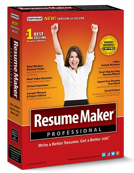 resume maker pro crack