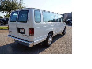 15-Passenger Van_2