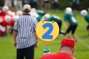 Youth football accident insurance
