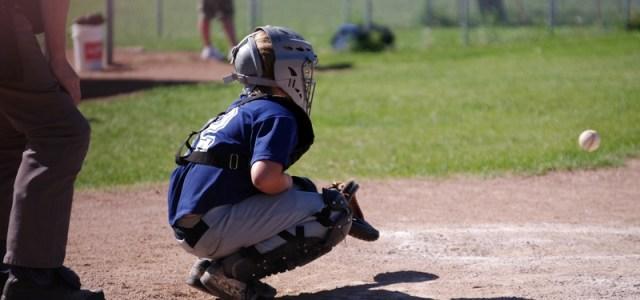 Baseball catcher injuries