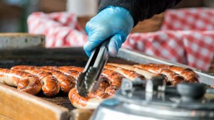 Food safety in concession stands