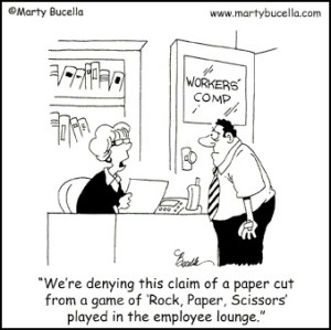 Workers' Comp for sports leagues