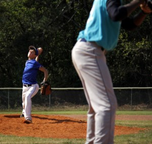 Pitching safety