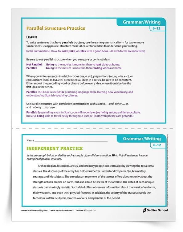 29 Printable Grammar Worksheets That Will Improve Students\u0027 Writing