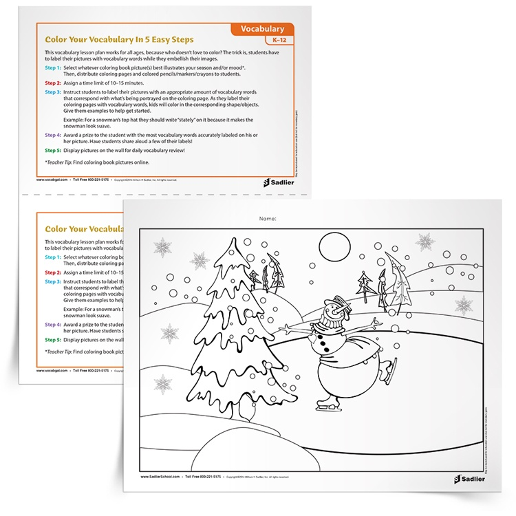Winter  Holiday-Themed Activities Students Can Use to Review