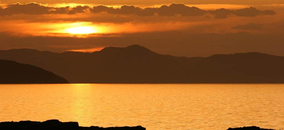 Lake Turkana_sunset