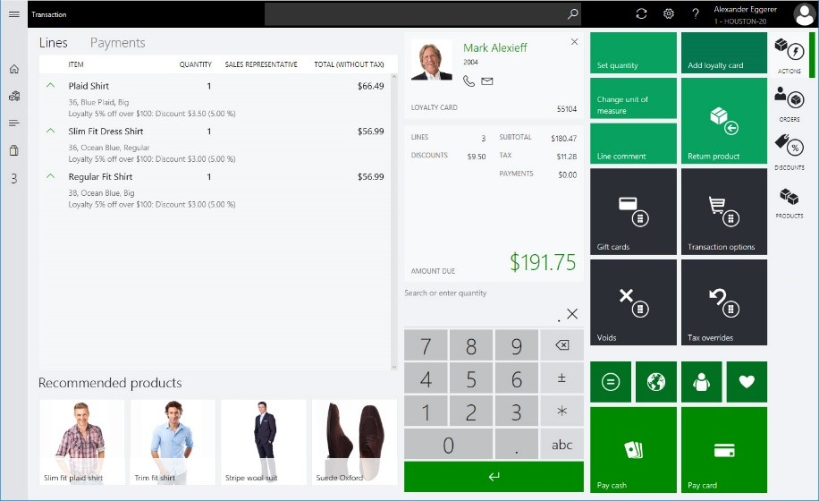 Microsoft Dynamics 365 for Retail - Implementing Microsoft Dynamics