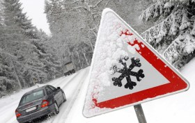 Here Are Some Winter Driving Tips