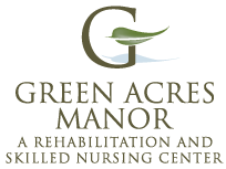 Green Acres Manor logo