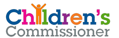 Children's Commissioner Logo