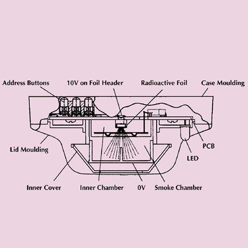 For Alarm Systems Wiring Diagrams Apollo Xp95 Ionisation Smoke Detector