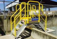 OSHA Compliant, Crossover Platforms & Crossover Stairs ...