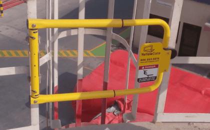 Swing Gates Osha Compliant Industrial Safety Gates