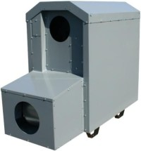 High Quality Outdoor Wood/Coal Furnace Warms Up To 3,000 ...