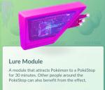 Pokemon Lure Module Go