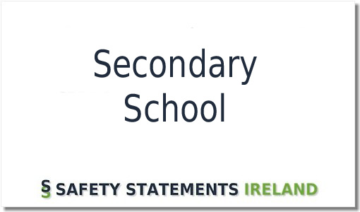 Perfect Secondary School Safety Statement template Download NOW!
