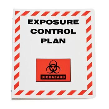 Exposure Control Plan Binder Safety + Maintenance - control plan