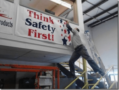 Safety Professionals Behaving Badly