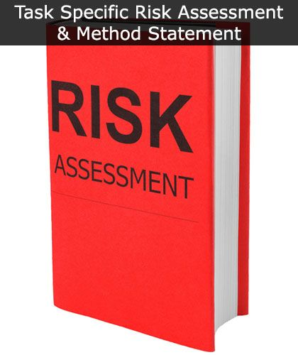 Risk Assessment and Method Statement (RAMS)