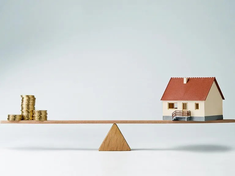 Equity release How much could you get? - Saga