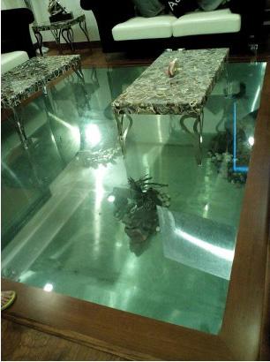Floor Aquarium Sagar Fish Aquarium