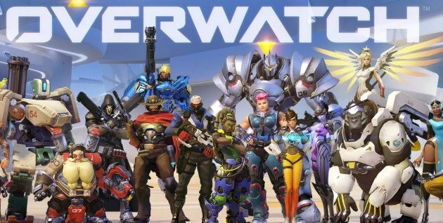 Starter Characters for Overwatch