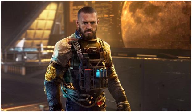 Conor McGregor as Captain Bradley Fillion
