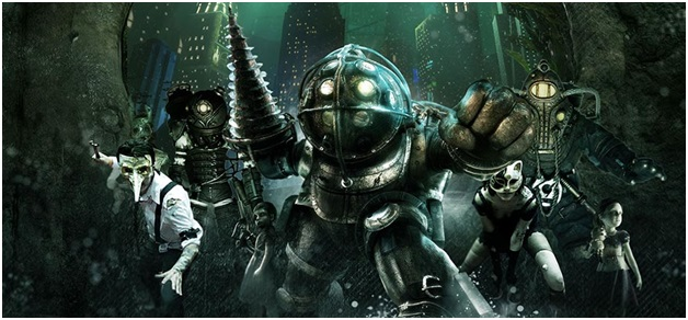 The bioshock movie