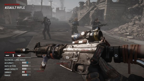 Homefront gameplay screenshot