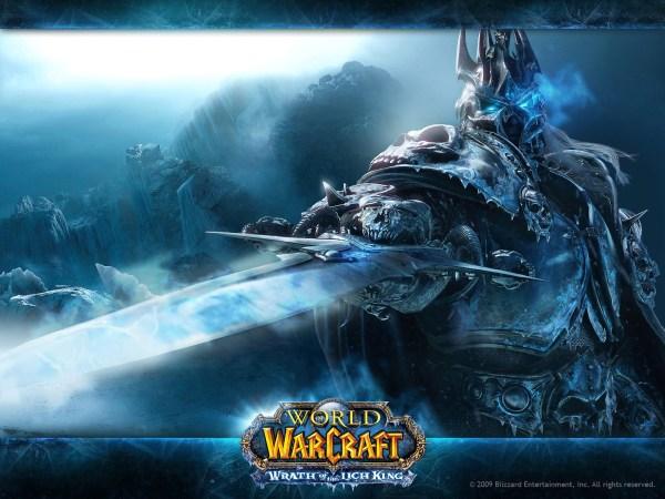 The Lich King Warcraft screenshot