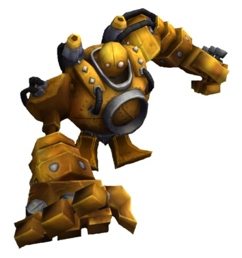Blitzcrank - The Great Steam Golem