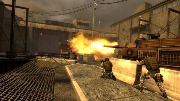 Black mesa screenshot.