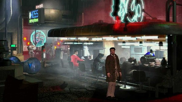 Blade Runner gameplay screenshot