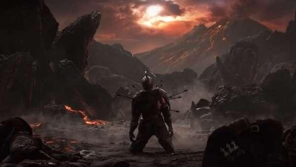 Dark Souls screenshot.