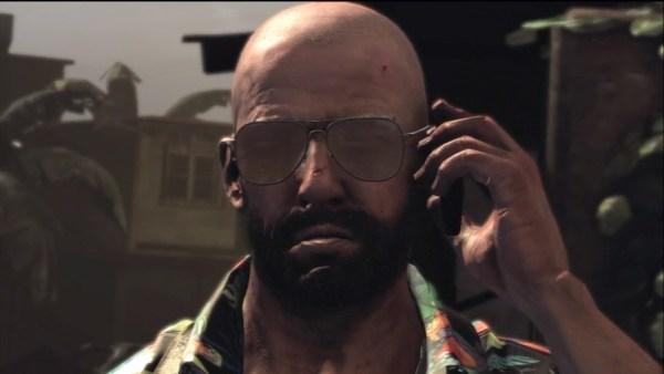 Max Payne screenshot from game.