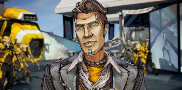 Meeting Handsome Jack in Borderlands 2