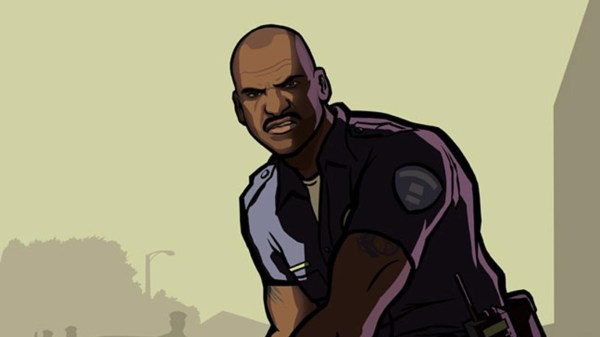 Officer Frank Tenpenny from GTA San Andreas