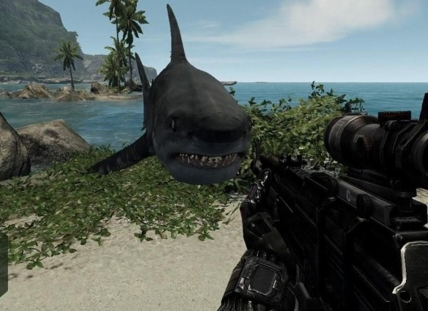 The Landsharks from Crysis
