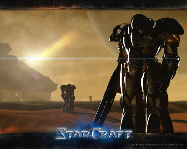 Terran Marines from StarCraft