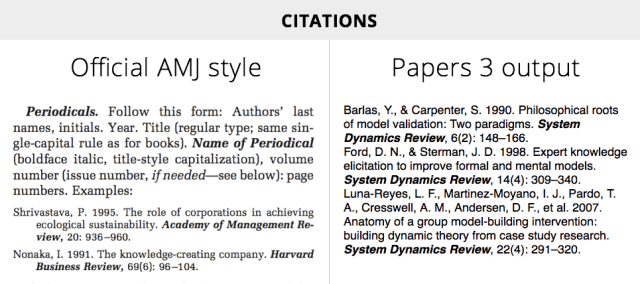 Papers 3 - reference - comparison
