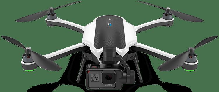 GoPro annuncia la nuova Hero 5 Black, Hero 5 Session e il sistema Karma
